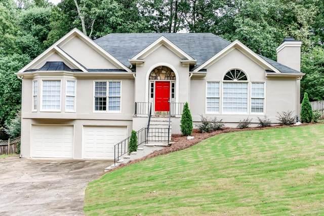 4968 Braeburn Trace NW, Acworth, GA 30102 (MLS #6947613) :: North Atlanta Home Team