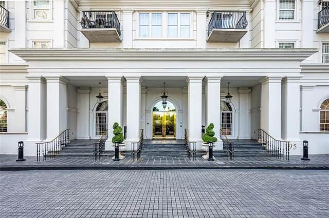 195 14th Street NE #412, Atlanta, GA 30309 (MLS #6947619) :: The Kroupa Team | Berkshire Hathaway HomeServices Georgia Properties