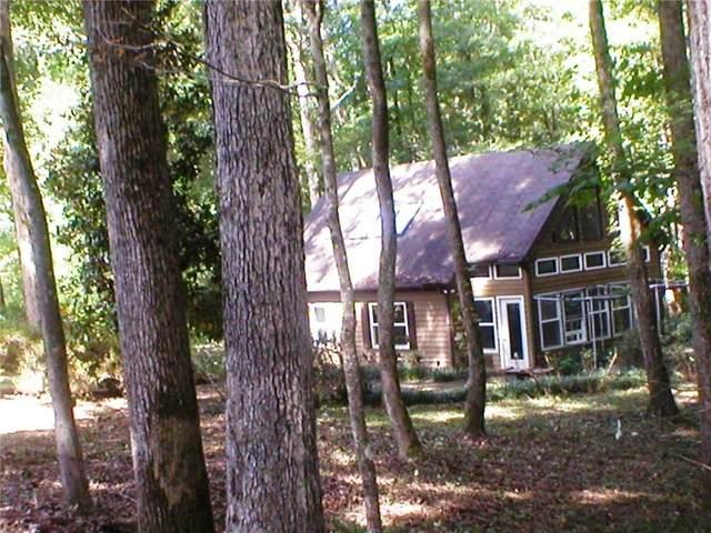 1169 Criswell Road SE, Monroe, GA 30655 (MLS #6947630) :: The North Georgia Group