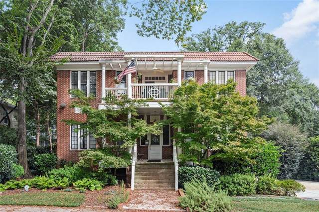 826 Dixie Avenue NE #10, Atlanta, GA 30307 (MLS #6947632) :: The Justin Landis Group