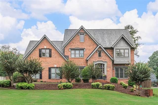 6101 Rachel Ridge, Peachtree Corners, GA 30092 (MLS #6947641) :: North Atlanta Home Team