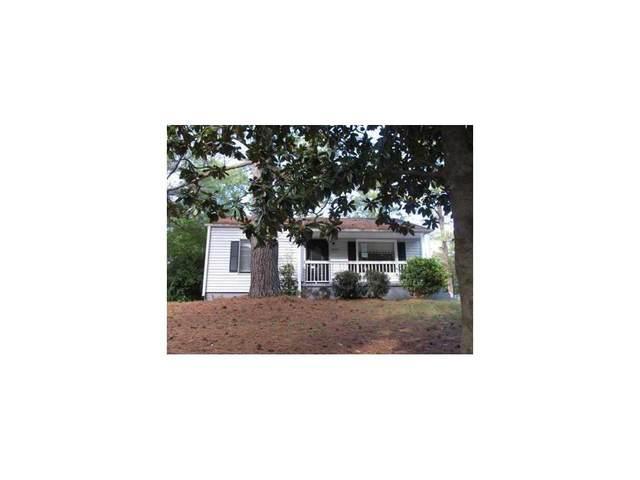 2469 Romain Way, East Point, GA 30344 (MLS #6947656) :: The Justin Landis Group