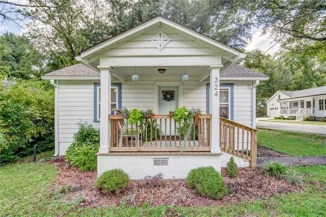 324 Pine Street NE, Marietta, GA 30060 (MLS #6947659) :: North Atlanta Home Team