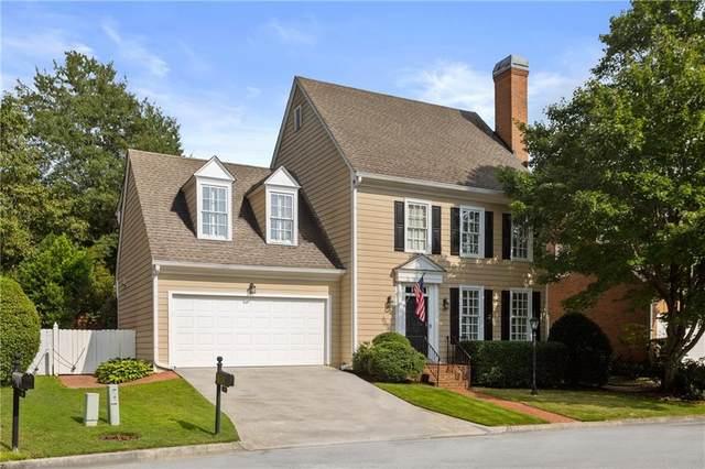 2152 Village Point NE, Brookhaven, GA 30319 (MLS #6947700) :: North Atlanta Home Team
