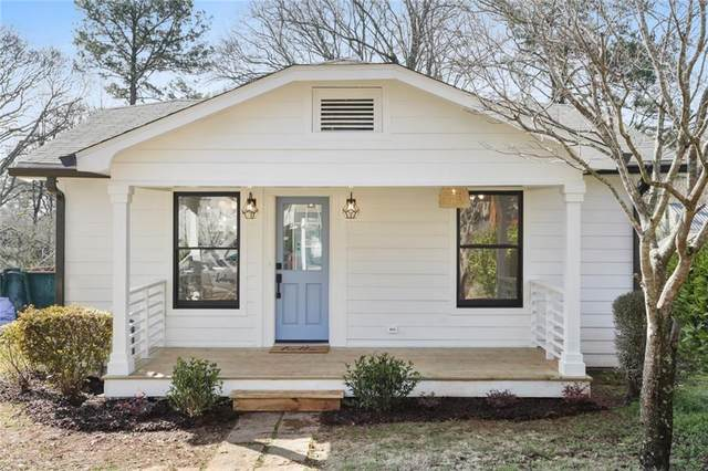 1397 Smith Street SE, Atlanta, GA 30316 (MLS #6947725) :: Scott Fine Homes at Keller Williams First Atlanta