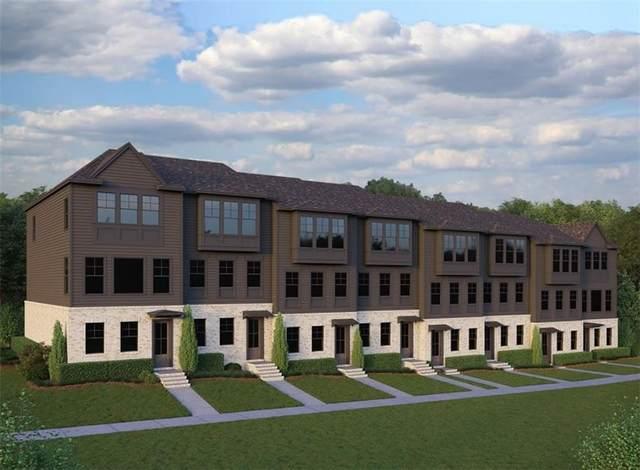 6603 Beacon Drive #334, Sandy Springs, GA 30328 (MLS #6947728) :: Lantern Real Estate Group