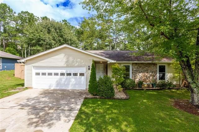 10285 Old Woodland Entry, Alpharetta, GA 30022 (MLS #6947731) :: Kennesaw Life Real Estate