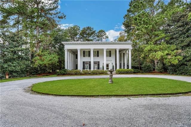 525 N Pine Hill Road, Griffin, GA 30223 (MLS #6947736) :: North Atlanta Home Team