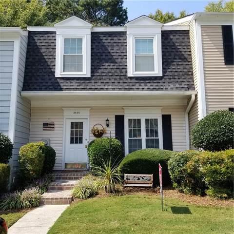 3636 Monticello Commons, Peachtree Corners, GA 30092 (MLS #6947739) :: North Atlanta Home Team