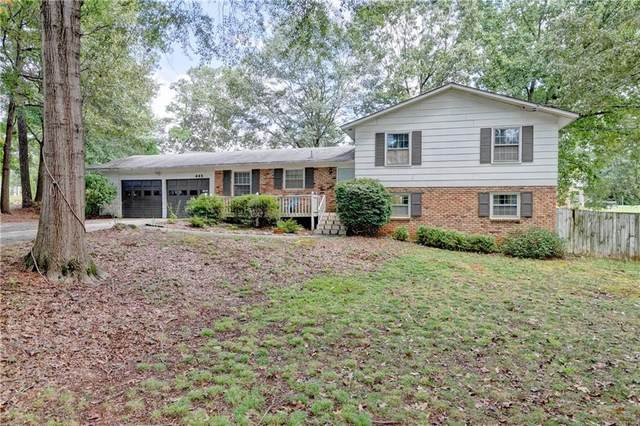 445 Concord Lane SE, Smyrna, GA 30082 (MLS #6947751) :: North Atlanta Home Team