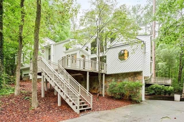 2619 Rocky Springs Drive, Marietta, GA 30062 (MLS #6947763) :: The Kroupa Team | Berkshire Hathaway HomeServices Georgia Properties