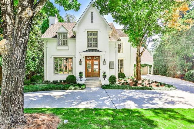 4343 Town Commons Circle NE, Atlanta, GA 30319 (MLS #6947768) :: Lantern Real Estate Group