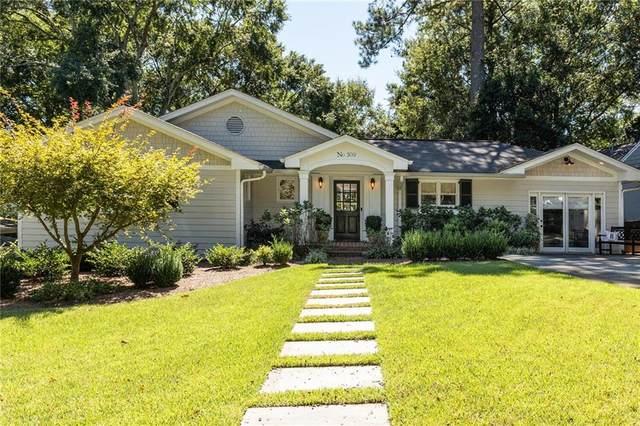 309 Springdale Drive NE, Atlanta, GA 30305 (MLS #6947770) :: Dawn & Amy Real Estate Team