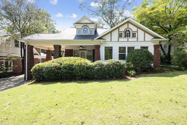 1227 N Decatur Road NE, Atlanta, GA 30306 (MLS #6947773) :: North Atlanta Home Team
