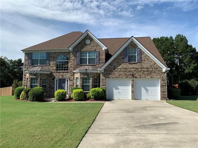 417 Harris Drive, Conyers, GA 30012 (MLS #6947789) :: The Kroupa Team | Berkshire Hathaway HomeServices Georgia Properties