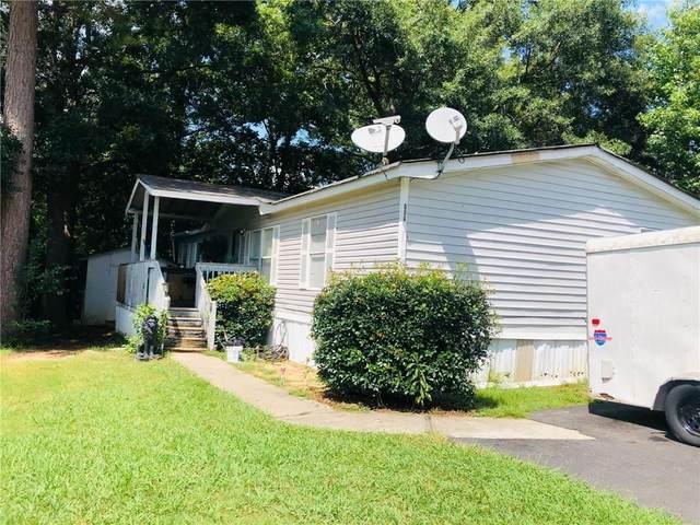 504 Buckhead Trail, Jonesboro, GA 30238 (MLS #6947797) :: RE/MAX Paramount Properties