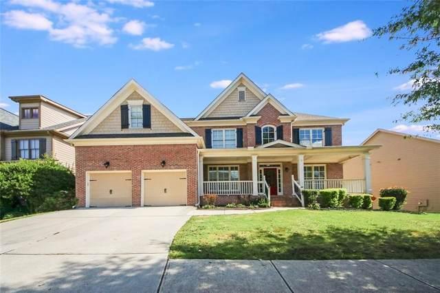 1494 Wild Rye Lane, Grayson, GA 30017 (MLS #6947801) :: Scott Fine Homes at Keller Williams First Atlanta
