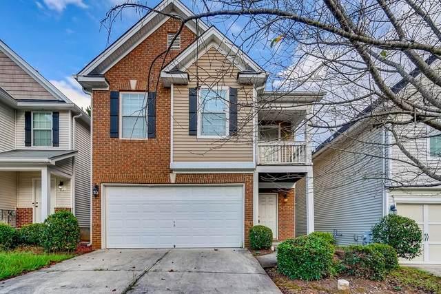 616 Shadow Valley Court, Lithonia, GA 30058 (MLS #6947820) :: North Atlanta Home Team