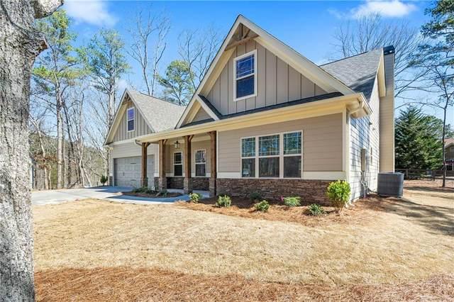 700 Deer Trail, Waleska, GA 30183 (MLS #6947826) :: North Atlanta Home Team