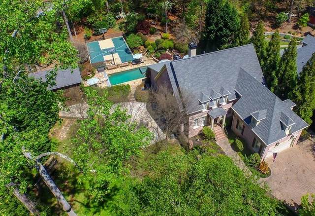 650 Forest Hills Drive, Sandy Springs, GA 30342 (MLS #6947830) :: RE/MAX Prestige
