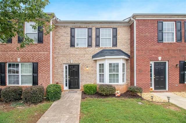 7712 Autry Circle #402, Douglasville, GA 30134 (MLS #6947835) :: North Atlanta Home Team