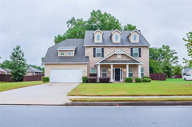 132 Tapestry Drive, Mcdonough, GA 30252 (MLS #6947839) :: The Realty Queen & Team