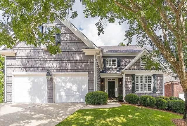 6450 Glen Oaks Lane, Sandy Springs, GA 30328 (MLS #6947858) :: Dillard and Company Realty Group