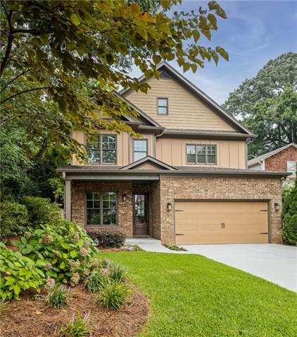 3196 Osborne Road NE, Brookhaven, GA 30319 (MLS #6947865) :: North Atlanta Home Team