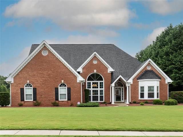 2372 Herring Woods Trail, Grayson, GA 30017 (MLS #6947866) :: North Atlanta Home Team