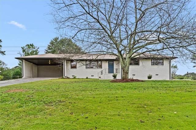 226 Mark Avenue, Marietta, GA 30066 (MLS #6947877) :: The Kroupa Team   Berkshire Hathaway HomeServices Georgia Properties