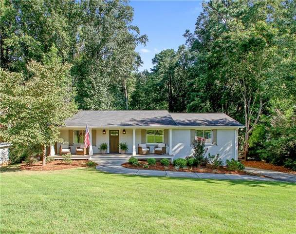 3766 Lake Drive, Smyrna, GA 30082 (MLS #6947878) :: North Atlanta Home Team