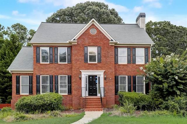 2088 Glenellen Drive NW, Kennesaw, GA 30152 (MLS #6947891) :: North Atlanta Home Team