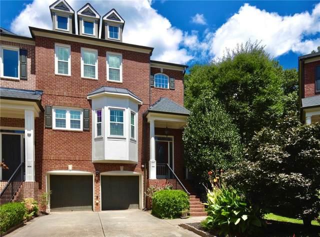1447 Montclair Court SE #23, Smyrna, GA 30080 (MLS #6947896) :: North Atlanta Home Team