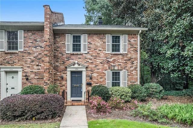 1498 Leafmore Place, Decatur, GA 30033 (MLS #6947909) :: The Kroupa Team | Berkshire Hathaway HomeServices Georgia Properties