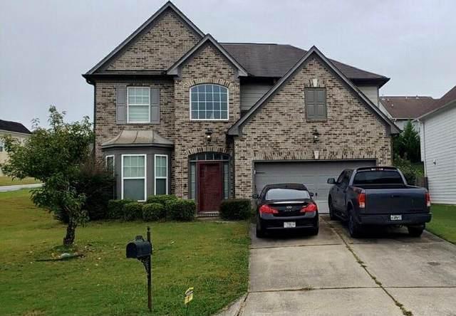 5610 Village Parkway, Union City, GA 30291 (MLS #6947918) :: North Atlanta Home Team