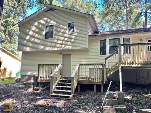481 Jaywood Drive, Stone Mountain, GA 30083 (MLS #6947945) :: North Atlanta Home Team
