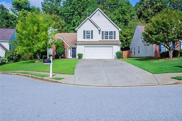 1175 Grace Drive, Lawrenceville, GA 30043 (MLS #6947947) :: North Atlanta Home Team