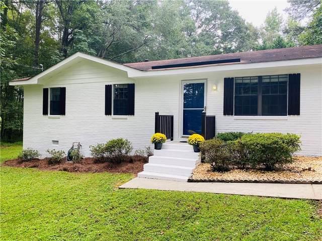 1536 Woodacres Road, Monroe, GA 30655 (MLS #6947953) :: The Kroupa Team | Berkshire Hathaway HomeServices Georgia Properties