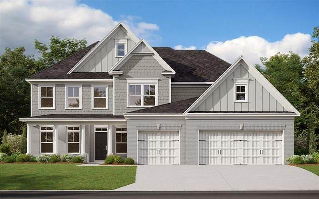 103 Crest Brooke Drive, Holly Springs, GA 30115 (MLS #6947965) :: The North Georgia Group