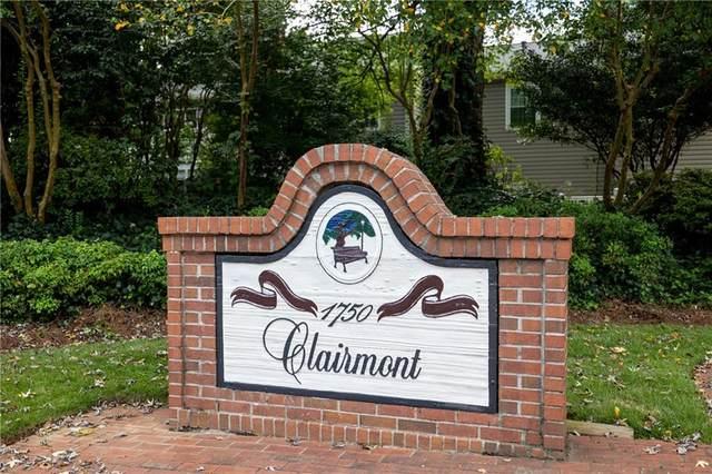 1750 Clairmont Road #25, Decatur, GA 30033 (MLS #6947970) :: Charlie Ballard Real Estate