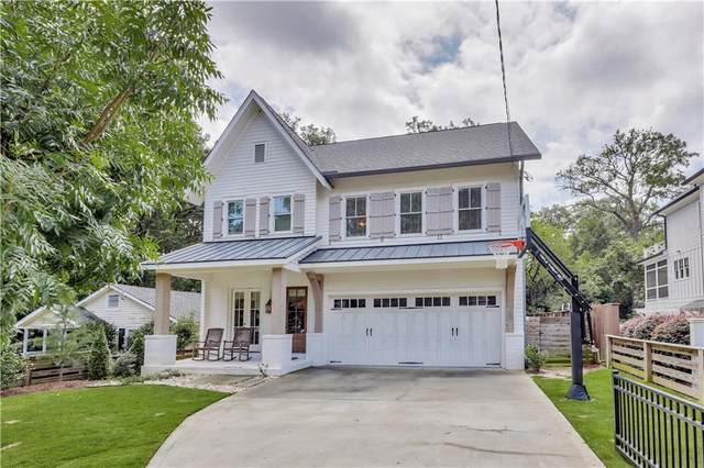 1815 Harper Street NW, Atlanta, GA 30318 (MLS #6947983) :: North Atlanta Home Team