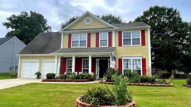 2809 Golden Club Bend, Austell, GA 30106 (MLS #6947987) :: North Atlanta Home Team