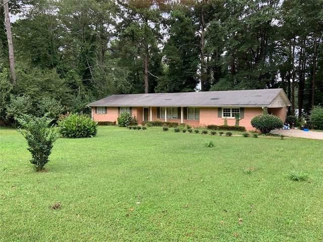 1124 Old Alabama Road SW, Mableton, GA 30126 (MLS #6948023) :: North Atlanta Home Team
