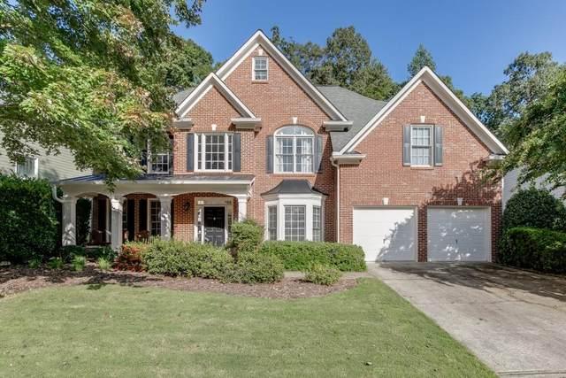 381 Hickory Haven Terrace, Suwanee, GA 30024 (MLS #6948025) :: North Atlanta Home Team