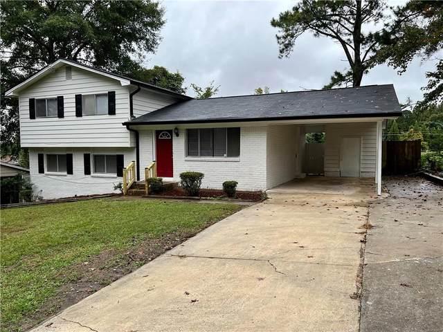 3744 Stephanie Drive SW, Atlanta, GA 30331 (MLS #6948039) :: Path & Post Real Estate