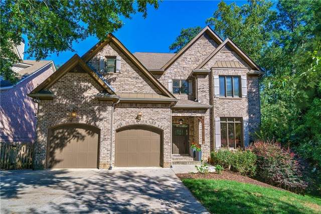 2949 Ringle Road, Brookhaven, GA 30341 (MLS #6948065) :: The Cole Realty Group