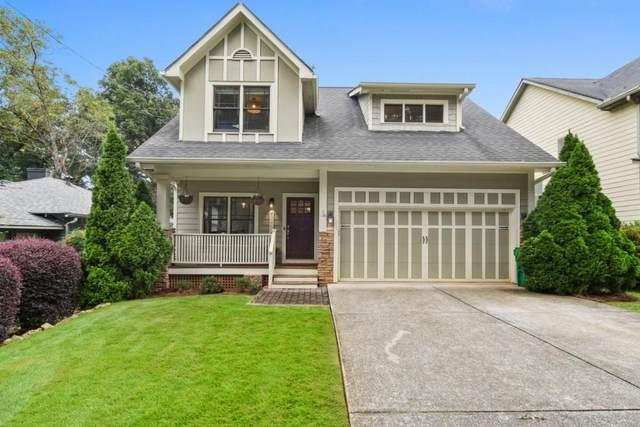 4110 Adrian Street, Tucker, GA 30084 (MLS #6948081) :: The Kroupa Team   Berkshire Hathaway HomeServices Georgia Properties