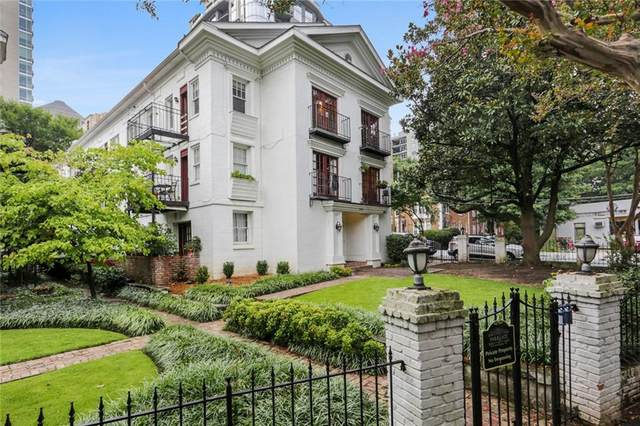 1078 Piedmont Avenue NE #105, Atlanta, GA 30309 (MLS #6948086) :: Virtual Properties Realty
