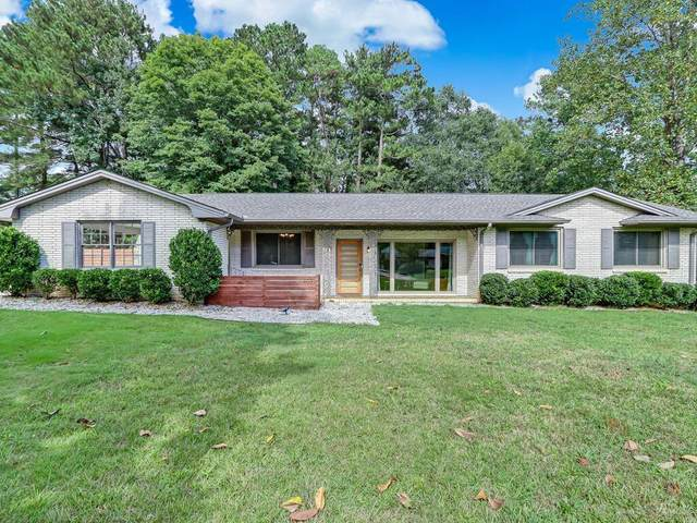 4091 Barr Circle, Tucker, GA 30084 (MLS #6948111) :: North Atlanta Home Team