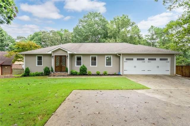 3598 Robinson Road NE, Marietta, GA 30068 (MLS #6948113) :: The Hinsons - Mike Hinson & Harriet Hinson